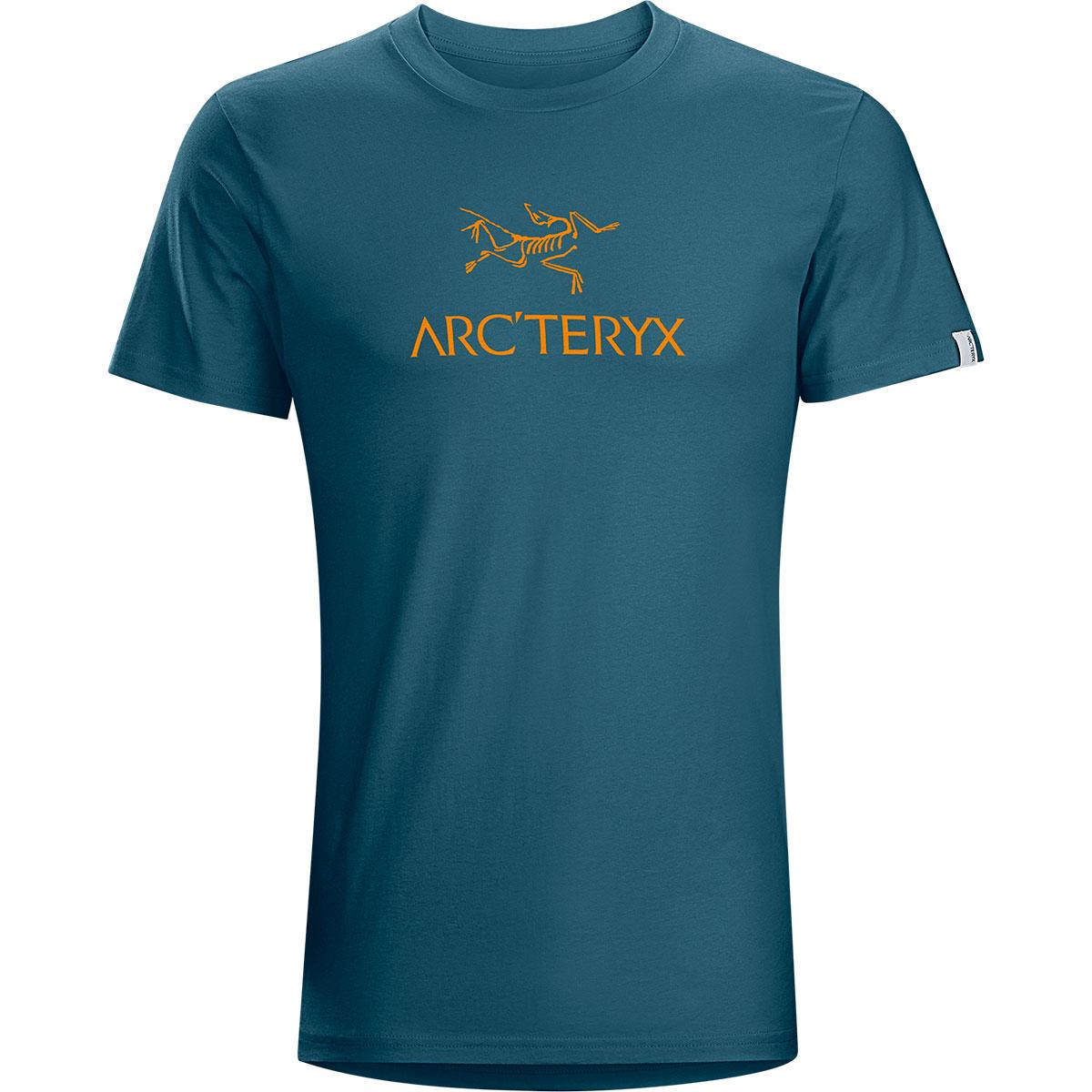 Arc 39 teryx arc 39 word ss t shirt men 39 s lifestyle casual for Arcteryx arc word t shirt