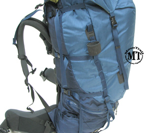 Arc'Teryx Bora 80; External features