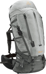 ARc'Teryx Bora 80 in Mercury color