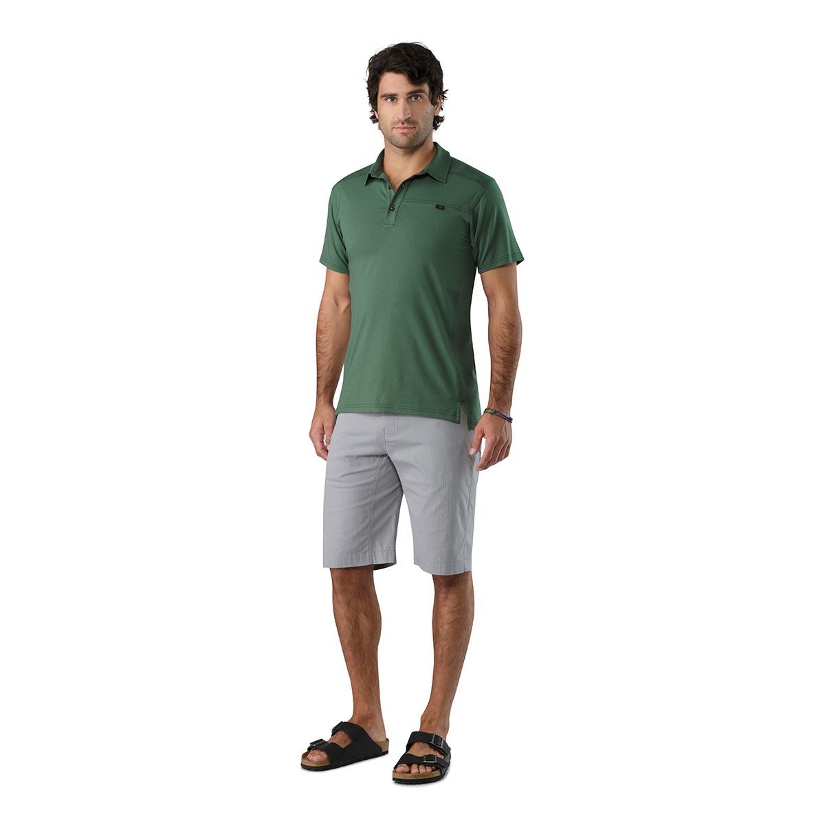 Arcteryx Captive Ss Polo Mens Urban Shirts Mens Tops And