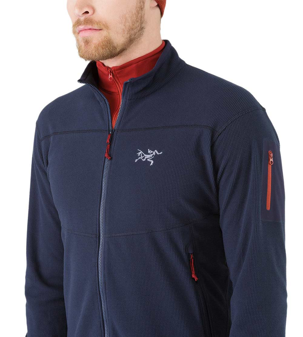 Arc Teryx Delta Lt Jacket Men S Fall 2017 Colors Of
