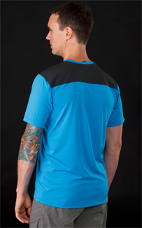 Arc'Teryx Ether Comp Crew Short Sleeve