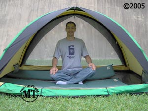Bibler Ahwahnee ; shown with both doors open and model inside  sc 1 st  Moontrail : bibler tent - memphite.com
