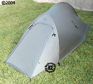 Big Agnes Seedhouse SL 1; 3 season 1 person tent with rainfly
