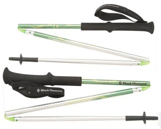 Black Diamond Distance Z Poles 2 Poles 2012 Trekking