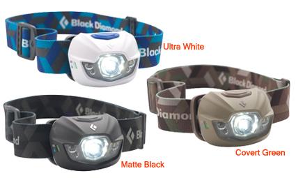 Black Diamond Spot Headlamp 2011 Moontrail