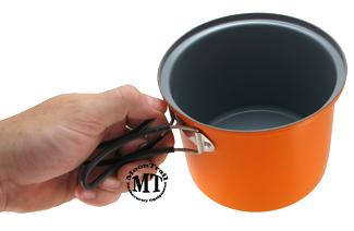 Evernew Aluminum Ceramic Deep Pot 1 3l Pots Cooking