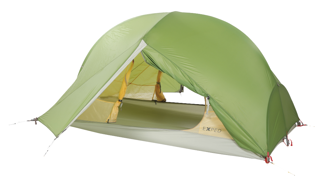 Mira II HyperLite  sc 1 st  Moontrail & 3-season tents :: Shelters :: Moontrail