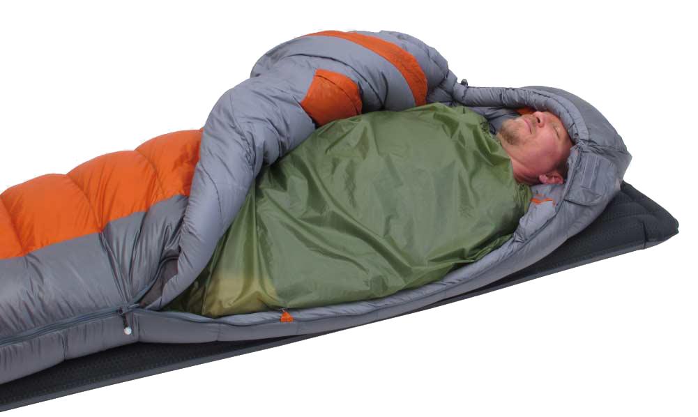 Exped VBL Linerbag UL :: Sleeping bag liners :: Sleeping ...