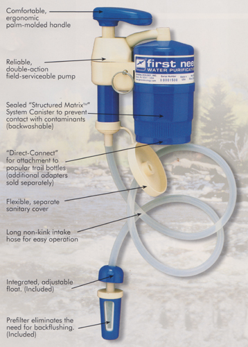 First Need XL Purification Device, First Need Xl Water Purifier