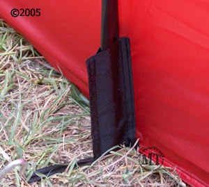 Three corresponding pole sleeve pockets allow the user to insert the poles from one side of the tent and pass them through the sleeves into the pockets on ... & Kaitum 2 :: Moontrail