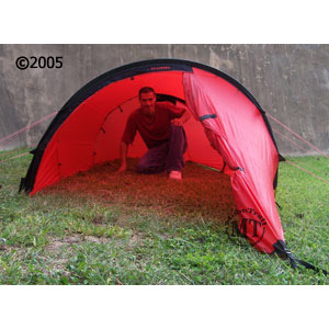 Hilleberg Kaitum ; outer tent only with 5'11