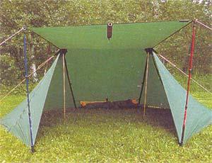 Hilleberg Muddus Tent Tepee Style Shelters Shelters