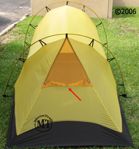 Hillaberg Nallo Tents ... & Nallo 2 GT :: Moontrail