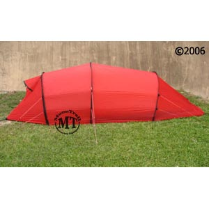 View of the Hilleberg Nallo 3 GT tent. The Hilleberg Nallo is an exoskeleton tent that is set up with the poles in the outer tent (fly).  sc 1 st  Moontrail & Hilleberg Nallo 3 GT (free ground shipping) :: 4-season tunnel ...