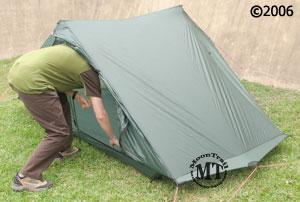 Hilleberg Rajd 2 person mountaineering tent 5u002711 & Rajd - no poles :: Moontrail