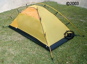 Hilleberg Unna 1 person Mountaineering tent,3