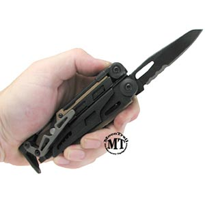 Leatherman MUT, black