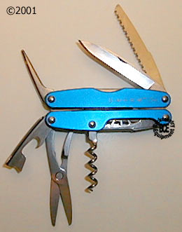 leatherman juice cs4 glacier - tools accessible with pliers closed