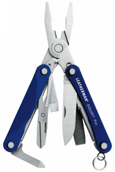 Leatherman Squirt PS4 keychain tool