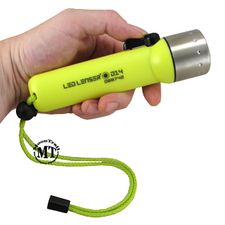 LED Lenser D14 Diving Flashlight