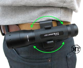 led lenser p7r charging instructions