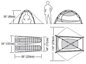 Marmot Earlylight 2P  sc 1 st  Moontrail & Marmot Earlylight 2P :: 3-season tents :: Shelters :: Moontrail