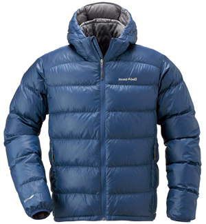 Mont-bell Alpine Light Down Parka, men's