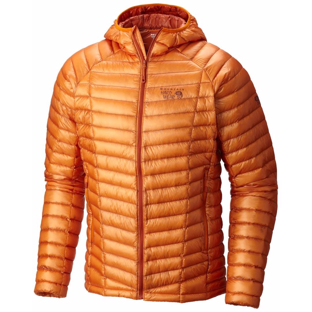 Mountain Hardwear Ghost Whisperer Down Hooded Jacket Men