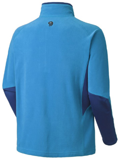 Mountainhardwear Microstretch Zip T, Men's