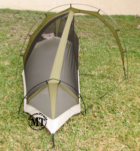 The Stiletto is a non-freestanding tent tent.  sc 1 st  Moontrail & Stiletto 1 :: Moontrail