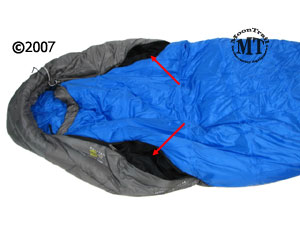 Mountain Hardwear UltraLamina 15, long :: 10° F to 19° F ...
