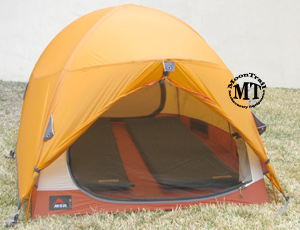 MSR Asgard with both fly doors opened and tent fabric panel door open. Rear of the tent has the exzct same options as shown in the front. : msr asgard tent - memphite.com