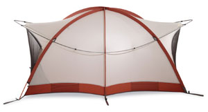 Side view of the MSR Asgard ...  sc 1 st  Moontrail & MSR Asgard (free ground shipping) :: 4-season double-wall tents ...