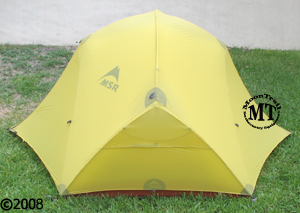 MSR Hubba Hubba HP with full coverage rainfly. The fly features two vestibules of equal size for both doors of the tent. & MSR Hubba Hubba HP :: 3-season tents :: Shelters :: Moontrail
