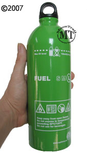 Optimus Fuel Bottle 1.0 liter