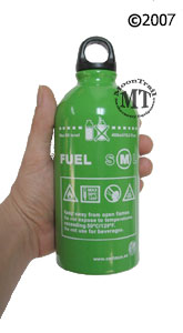 Optimus Fuel Bottle 0.6 liter