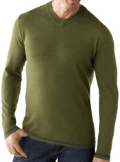 SmartWool Coal Creek V-Neck, Men's