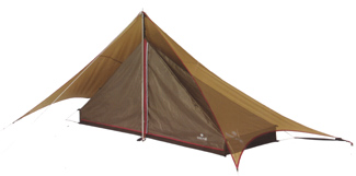 Snow Peak Penta Ease Tent/Tarp Set