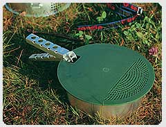 Trangia Multidisk as lid