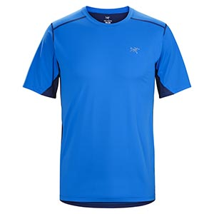 Accelero Comp, Short Sleeve, men's