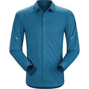 Elaho Long Sleeve Shirt, men's