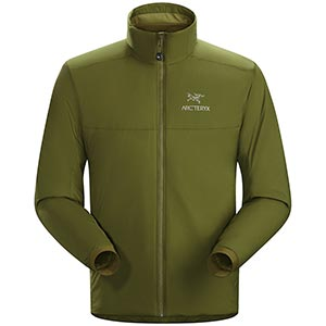 Atom AR Jacket, men's, discontinued Fall 2017 colors