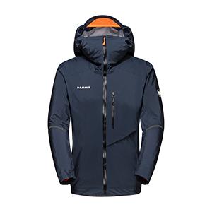 Nordwand Light HS Hooded Jacket, men's