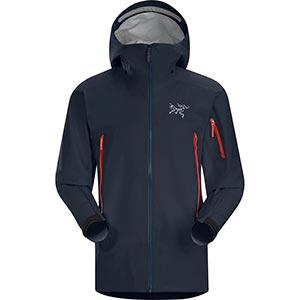 Sabre Jacket, men's, discontinued Fall 2014-2015 colors