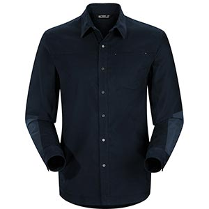Merlon LS Shirt, men's