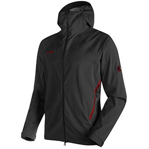Ultimate Alpine SO Hooded Jacket, men's