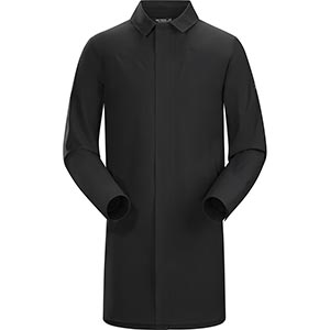 Keppel Trench Coat, men's