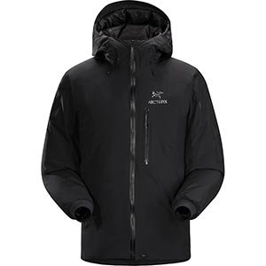 Alpha IS Jacket, men's