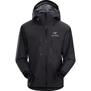 Alpha AR Jacket, men's, discontinued Spring 2018 colors